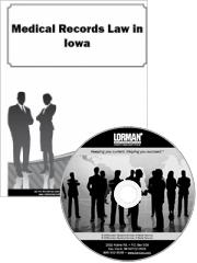 Medical Records Law in Iowa